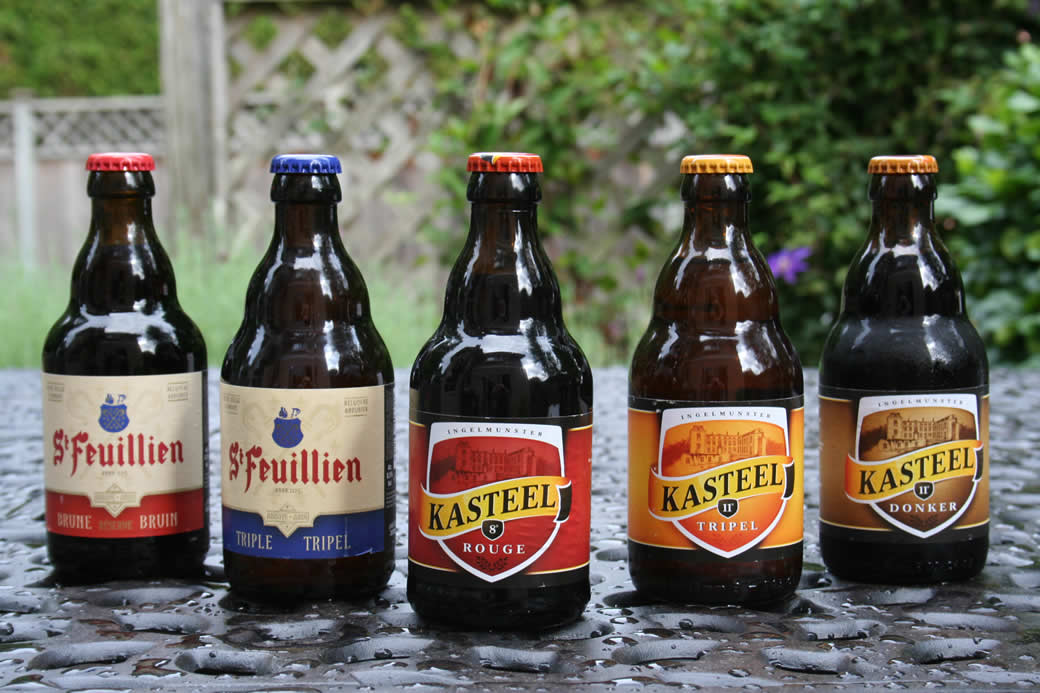 Westbier: Kasteel Belgian Beer