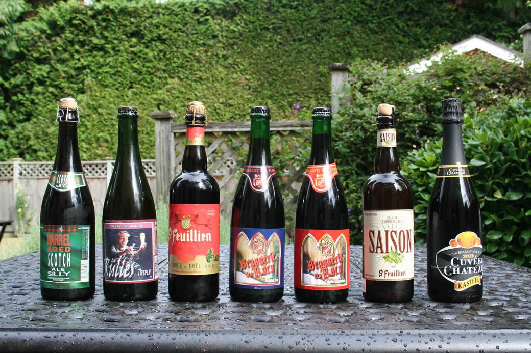 Belgian Beer: Top Westbier Selections